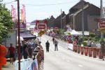 Photos de l'arrivée de la seconde étape du VOO-Tour de Wallonie au Roeulx