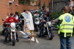 Photos de la 3e édition de la Bénédiction des Motards au Roeulx (Télévie)