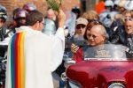 Photos de la 4e Bénédiction des Motards, 3e Rallye St-Feuillien et baptême en voitures de prestige