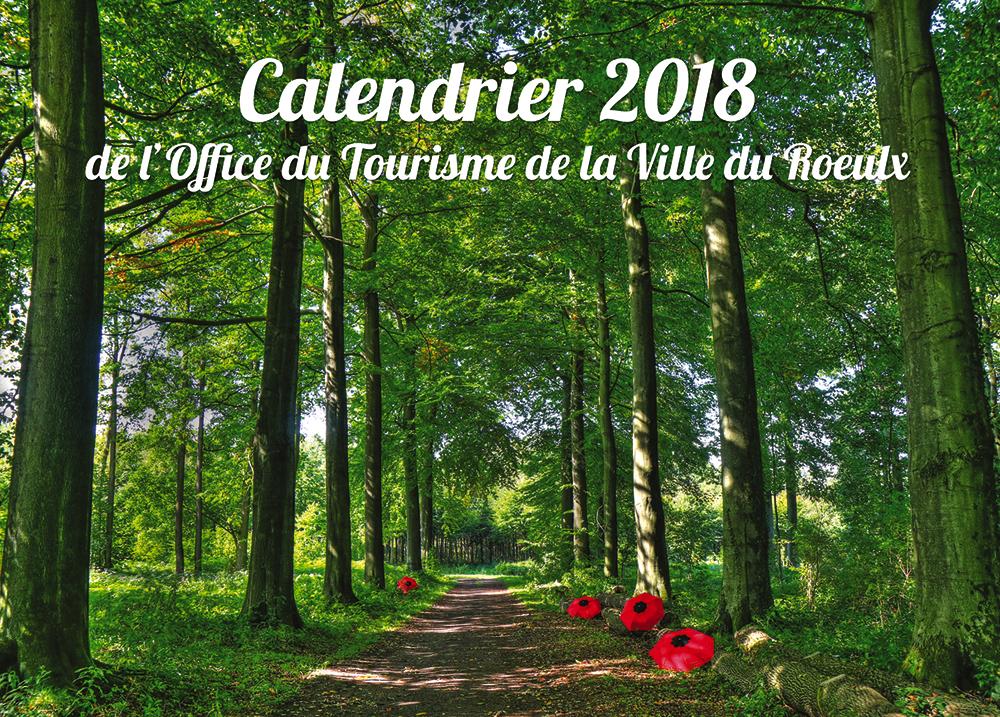 Le coquelicot l honneur dans le calendrier 2018 de l - Office du tourisme seignosse le penon ...