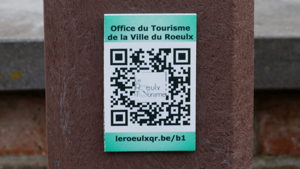 Le roeulx qr visitez l 39 entit du roeulx avec votre smartphone office du tourisme du roeulx - Office de tourisme de vias ...