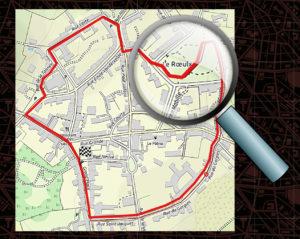 Jeu : À la découverte  de la Ville du Roeulx