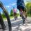 Location de vélos au Centre sportif des Ascenseurs de Thieu