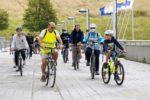 Photos de la balade vélo du 23 août