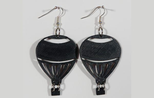 Boucles d'oreilles 3D