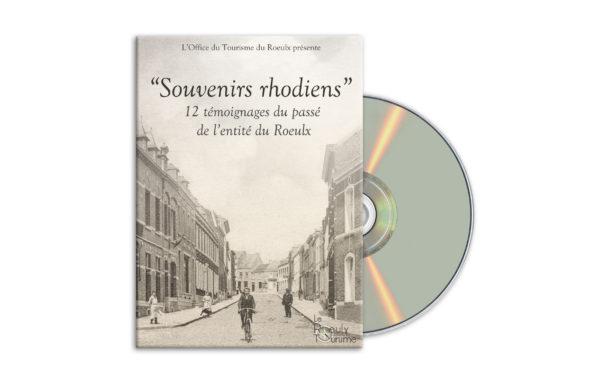 "DVD ""Souvenirs rhodiens"""