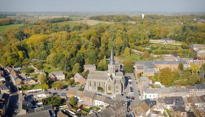 Centre historique du Roeulx