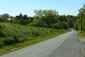 La Petite Suisse rhodienne (Balade N° 3 - 4 km)