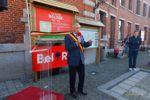 Photos de l'inauguration de la Belle Balade Bel RTL au Roeulx
