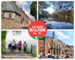"Inauguration de ""La belle Balade Bel RTL"" au Roeulx"